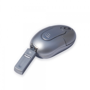 Mouse Wireless Retrátil
